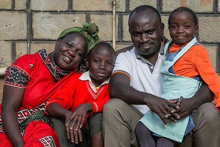 Finance a stove for a Kenyan family